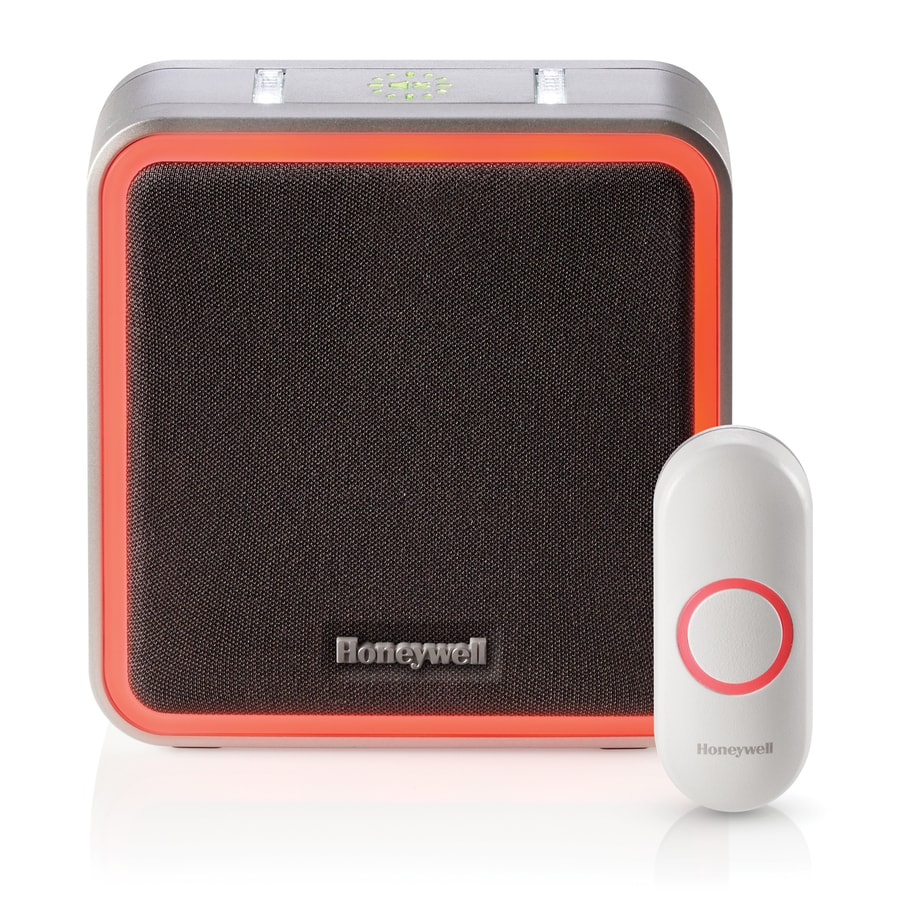 Shop Doorbells At How To Test Doorbell Transformer Honeywell Charcoal Wireless
