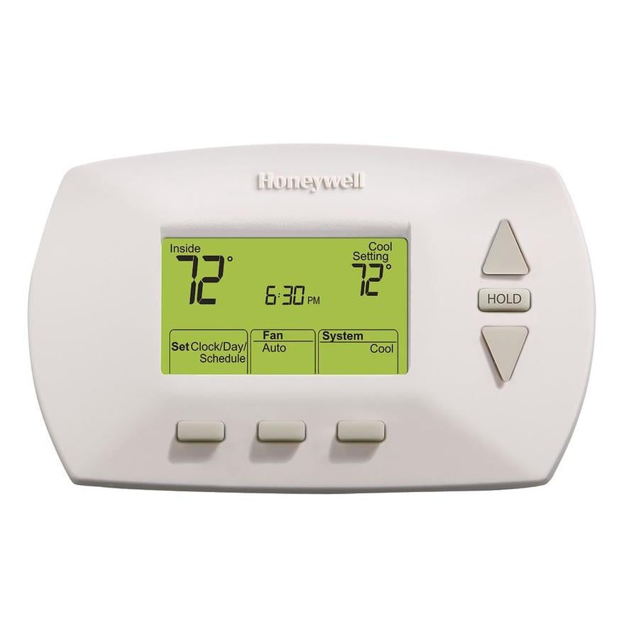 Honeywell Premium 5-2 Day Programmable Thermostat
