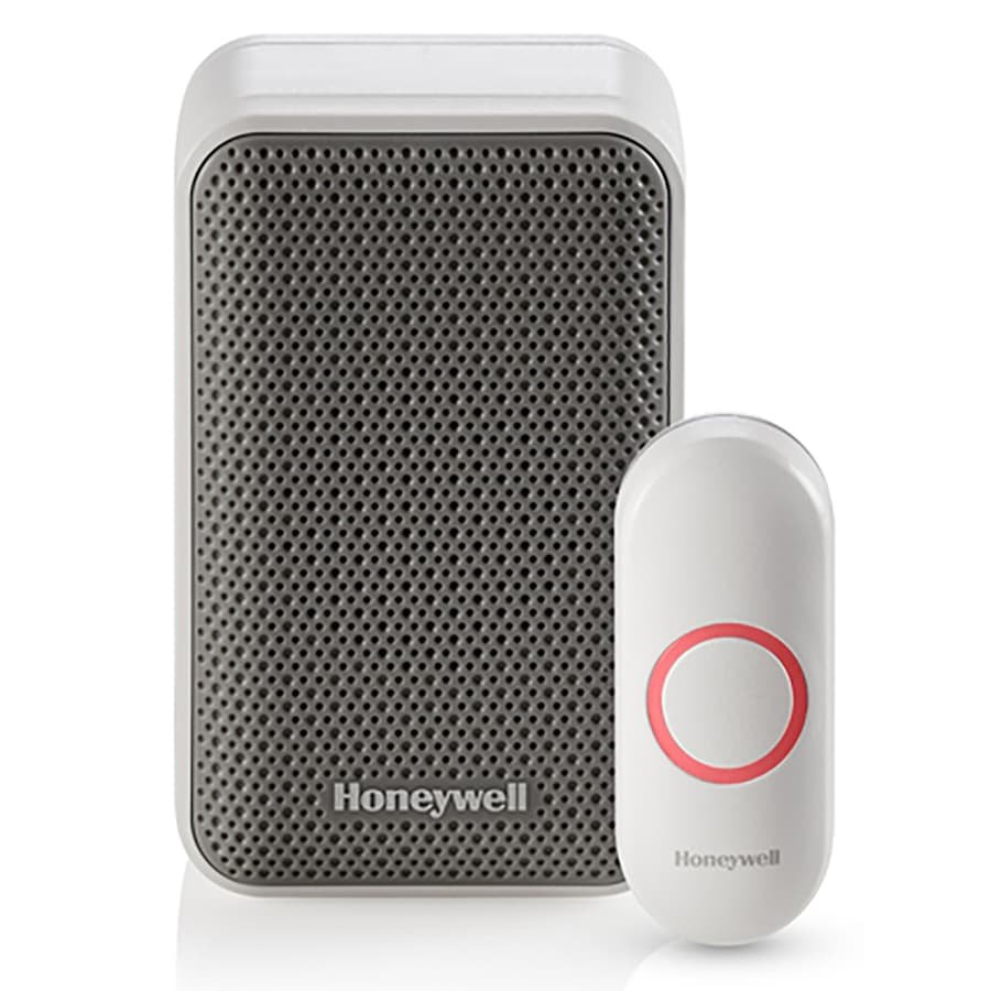 Charmant Honeywell White Wireless Doorbell
