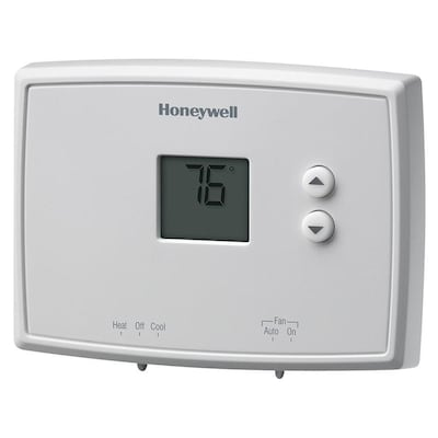 Honeywell Digital Non-Programmable Thermostat Electronic at