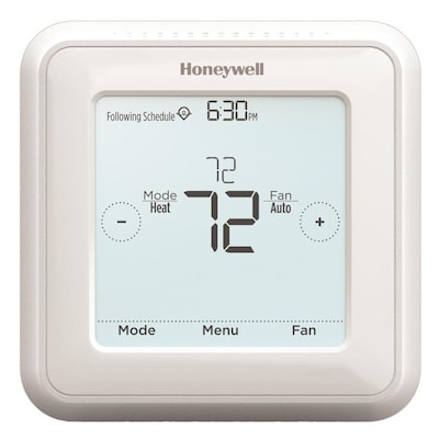 Honeywell Selectable-Flexible Touch Screen Programmable