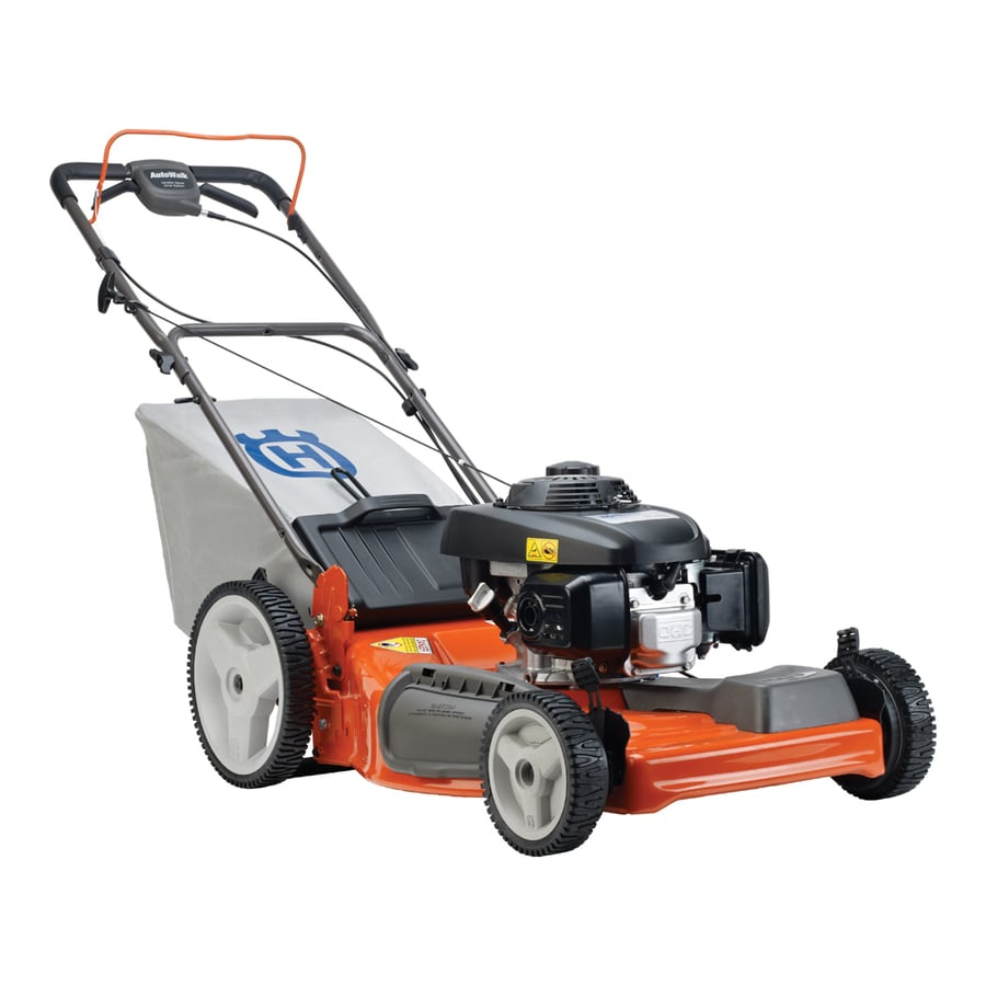 Husqvarna HU700FH 160-cc 22-in Self-Propelled Front Wheel Drive 3-in-1 Gas Lawn Mower with Mulching Capability