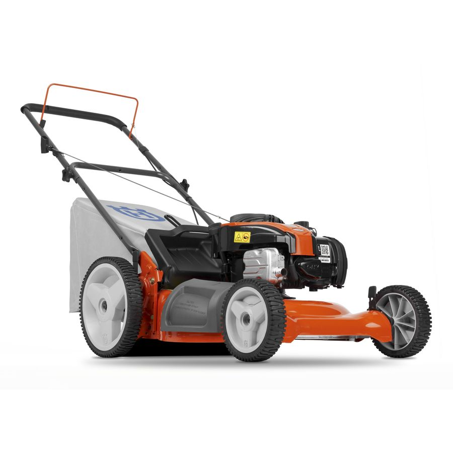 Husqvarna 5521P 140cc 21-in Gas Push Lawn Mower with Mulching Capability