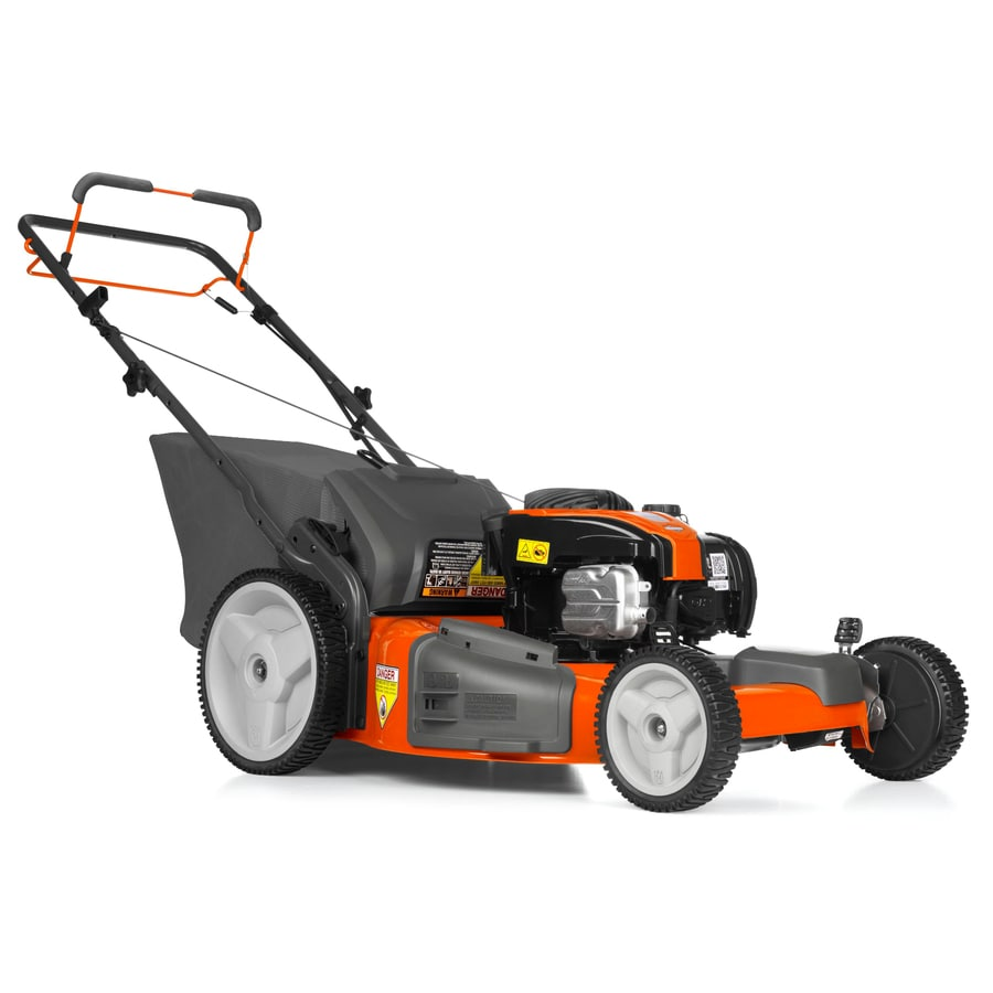 Husqvarna HU550FH 140-cu cm 22-in  Self-propelled Front Wheel Drive  Gas Lawn Mower with Mulching Capability