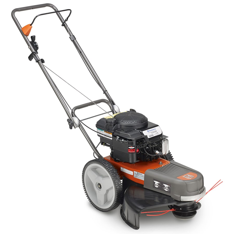 Husqvarna 190-cc 22-in Walk Behind String Trimmer Mower
