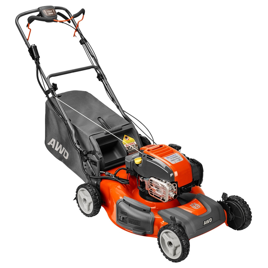 Husqvarna HU725AWDEX 163-cc 22-in Self-propelled Gas Lawn Mower with