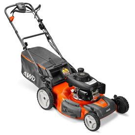 Shop Gas Push Lawn Mowers at Lowes.com