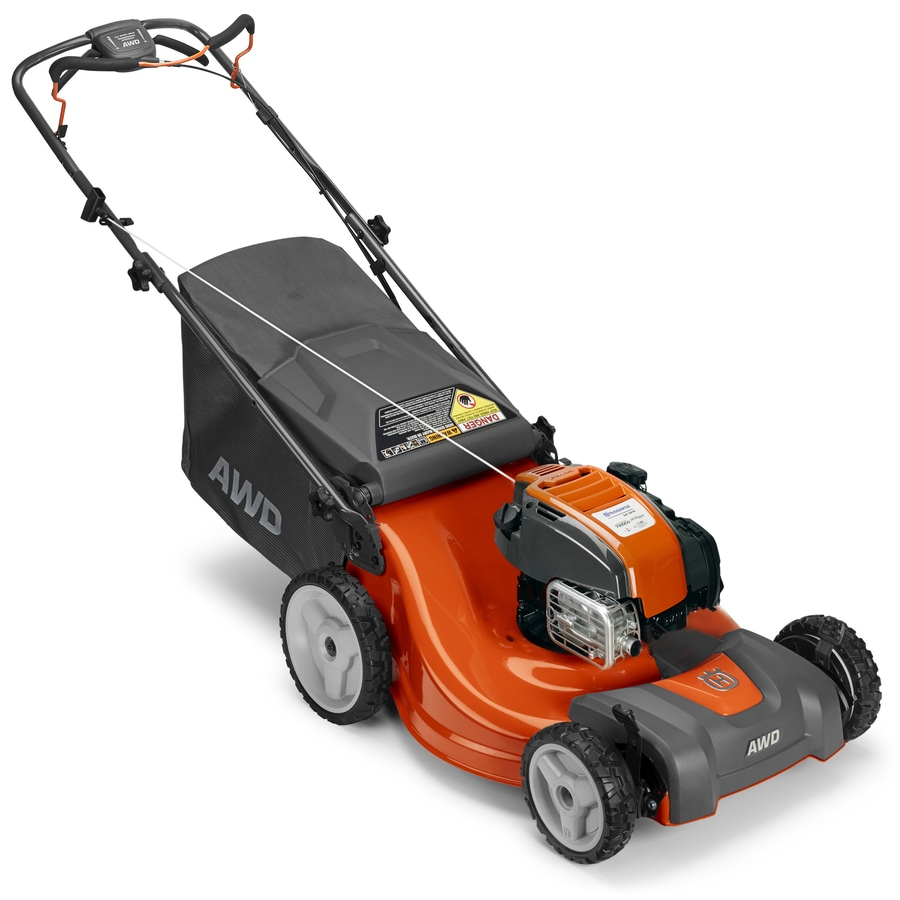 Shop Husqvarna Lc221ah 163 Cc 21 In Self Propelled Gas