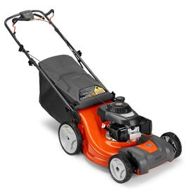 Husqvarna LC221RH 160-cc 21-in Self-propelled Gas Lawn Mower with Honda Engine