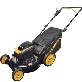Poulan Pro Prlm 21i 58 Volt Brushless Lithium Ion 21 In Cordless Electric Lawn
