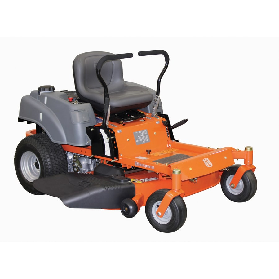 Husqvarna RZ4623 23-HP V-Twin Hydrostatic 46-in Zero-Turn Lawn Mower