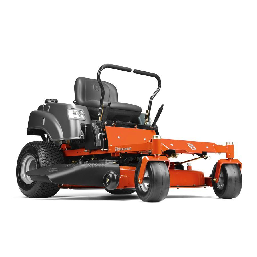 Husqvarna RZ46i 23-HP V-Twin Dual Hydrostatic 46-in Zero-Turn Lawn Mower