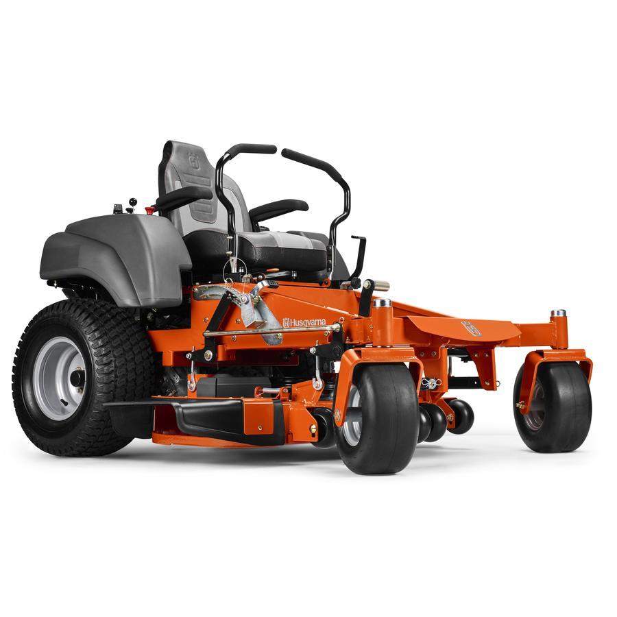 Husqvarna MZ61 27-HP V-twin Hydrostatic 61-in Zero-turn Lawn Mower
