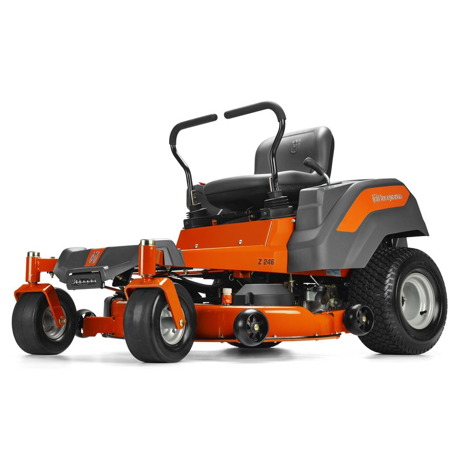 Husqvarna Rz246I 23-HP V-Twin Dual Hydrostatic 46-in Zero-Turn Lawn Mower
