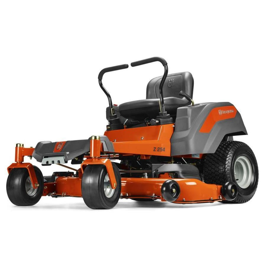 Husqvarna Z246 23-HP V-Twin Dual Hydrostatic 46-in Zero-Turn Lawn Mower