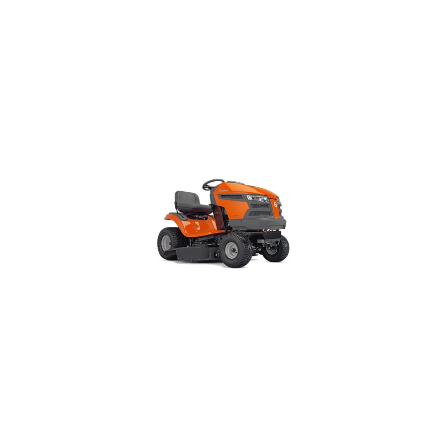 Husqvarna 20 HP Single Cylinder Hydrostatic 42-in Riding Lawn Mower
