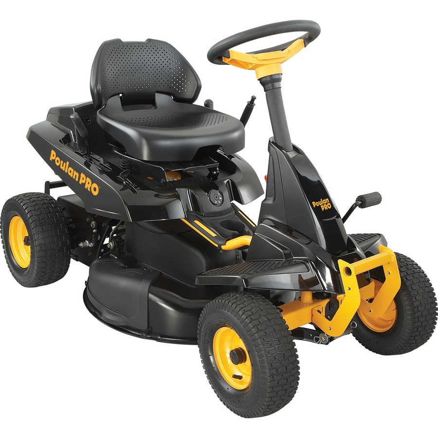 Poulan Pro 11.5-HP Automatic 30-in Riding Lawn Mower