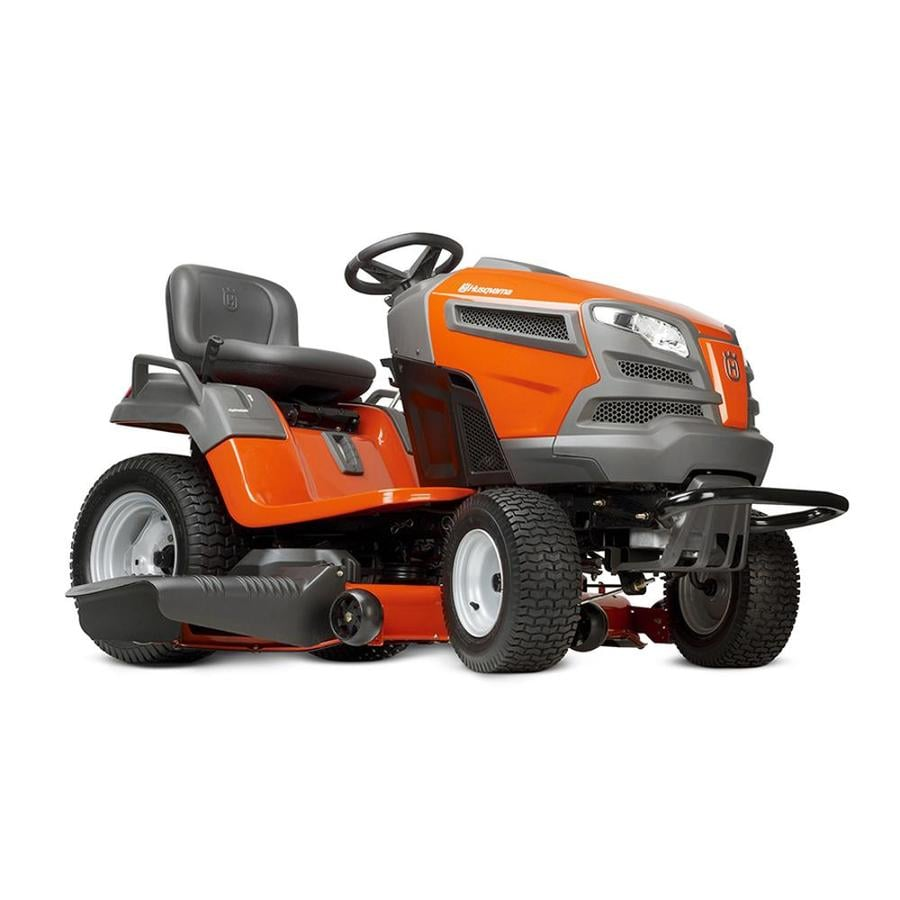 Shop Husqvarna Lgt26k54 26 Hp V Twin Hydrostatic 54 In