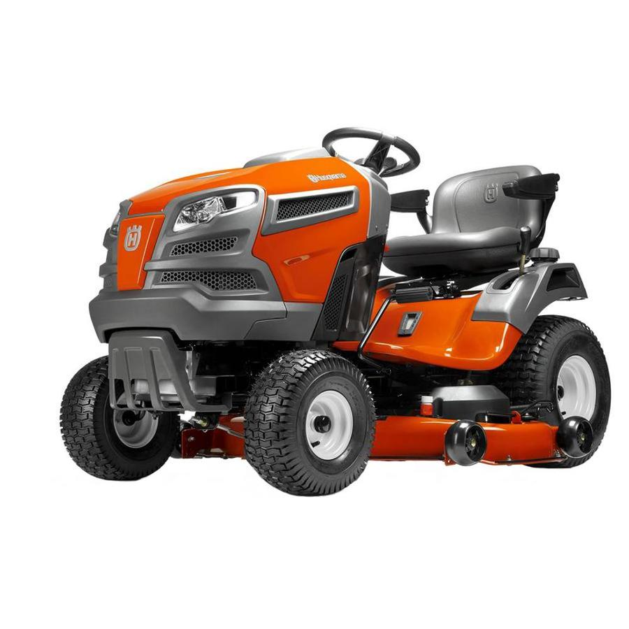 Husqvarna Yta24V48Ca 24-HP V-Twin Automatic 48-in Riding Lawn Mower (CARB)