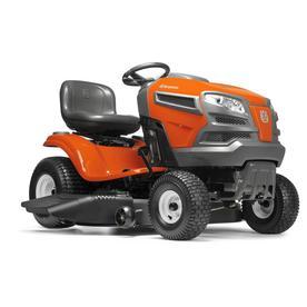 Husqvarna YTA24V48 24-HP V-twin Automatic 48-in Riding Lawn