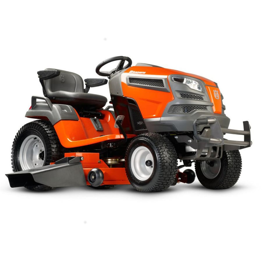 Shop Husqvarna GTH52XLS 24 HP V Twin Hydrostatic 52 in Garden