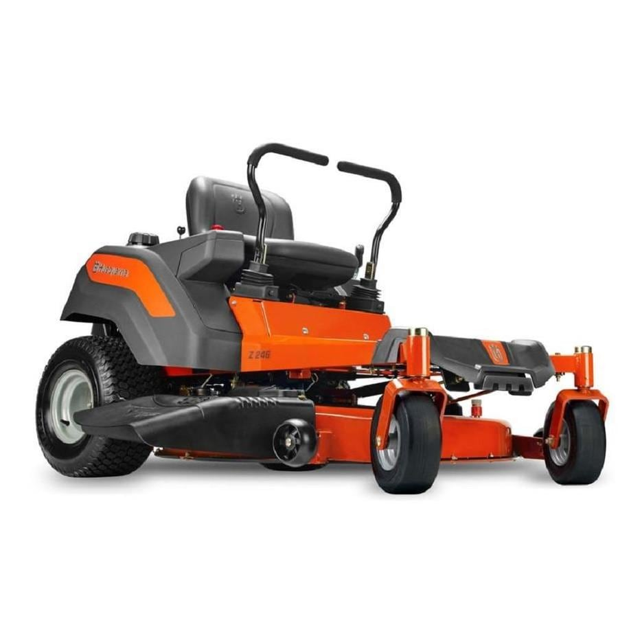 20-Hp V-Twin Dual Hydrostatic 46-in Zero-Turn Radius Lawn Mower