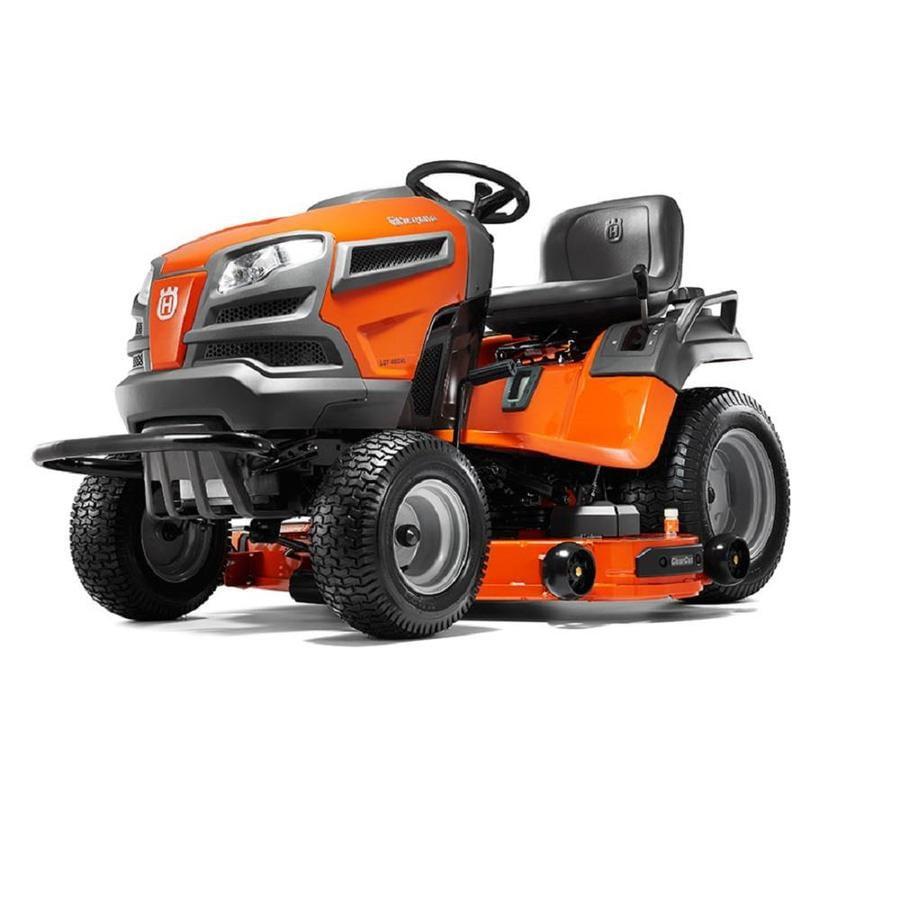 Husqvarna LGT48DXL 25-HP V-twin Hydrostatic 48-in Riding Lawn Mower