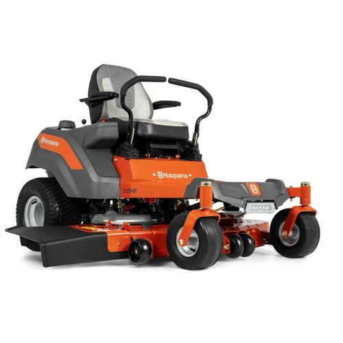 Husqvarna Mz54 23 Hp V Twin Hydrostatic 54 In Zero Turn