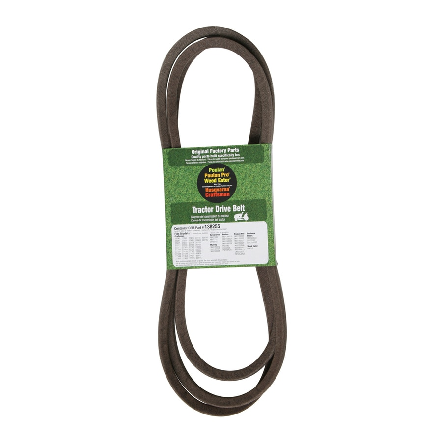 Husqvarna 42-in Drive Belt for Riding Lawn Mowers