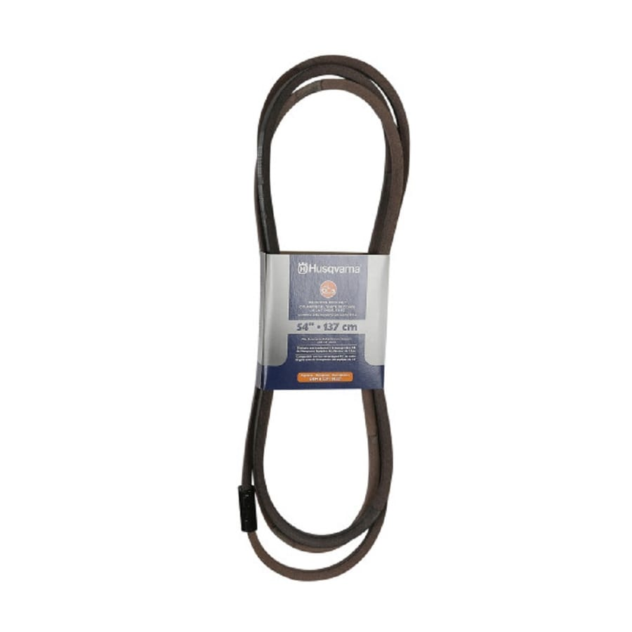 Husqvarna 54-in Deck Belt for Riding Lawn Mowers