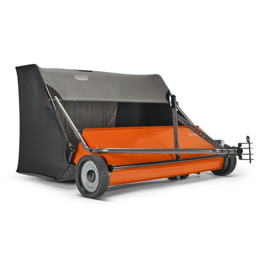 Husqvarna 50 In Lawn Sweeper At Lowes Com