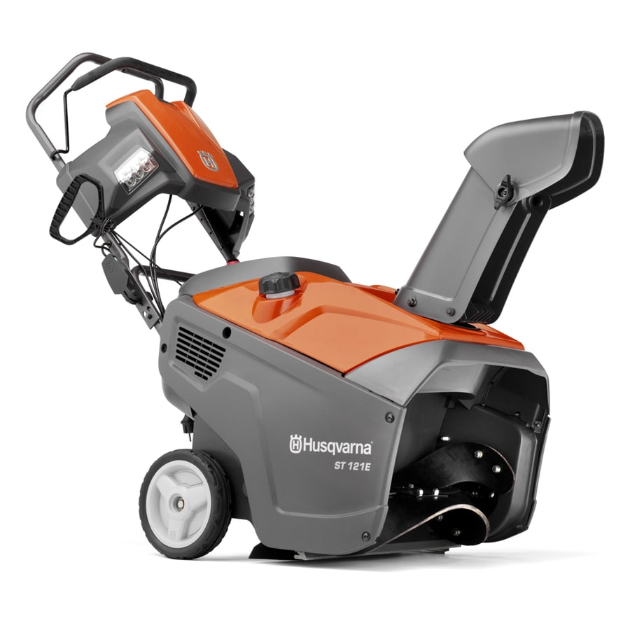 Husqvarna 208cc 21-in Single-Stage Gas Snow Blower