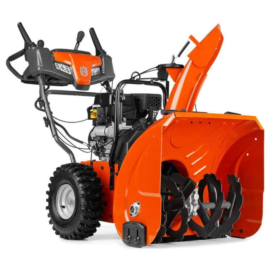 Husqvarna ST 224 24-in Two-stage Gas Snow Blower Self-propelled