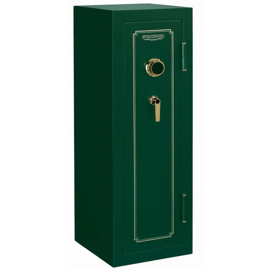 Stack-On 14-Gun Combination Lock Fire Resistant Gun Safe