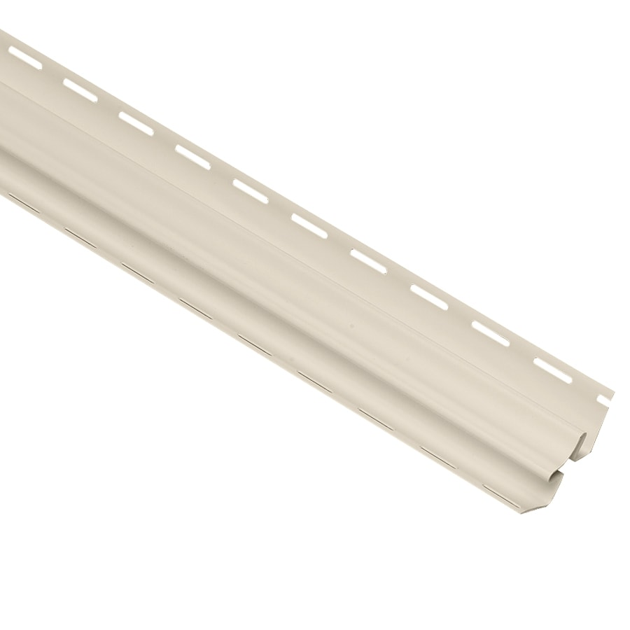 1.5-in x 120-in Tan Inside Corner Post Vinyl Siding Trim