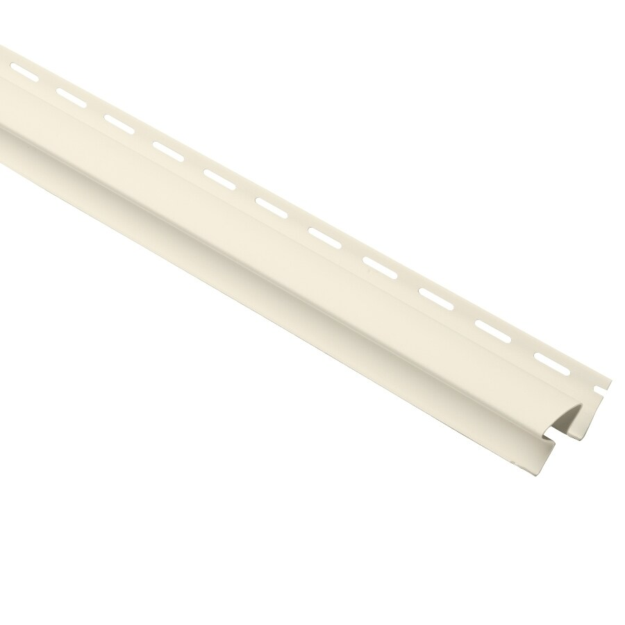 Georgia-Pacific 1.5-in x 120-in Pearl Inside Corner Post Vinyl Siding Trim