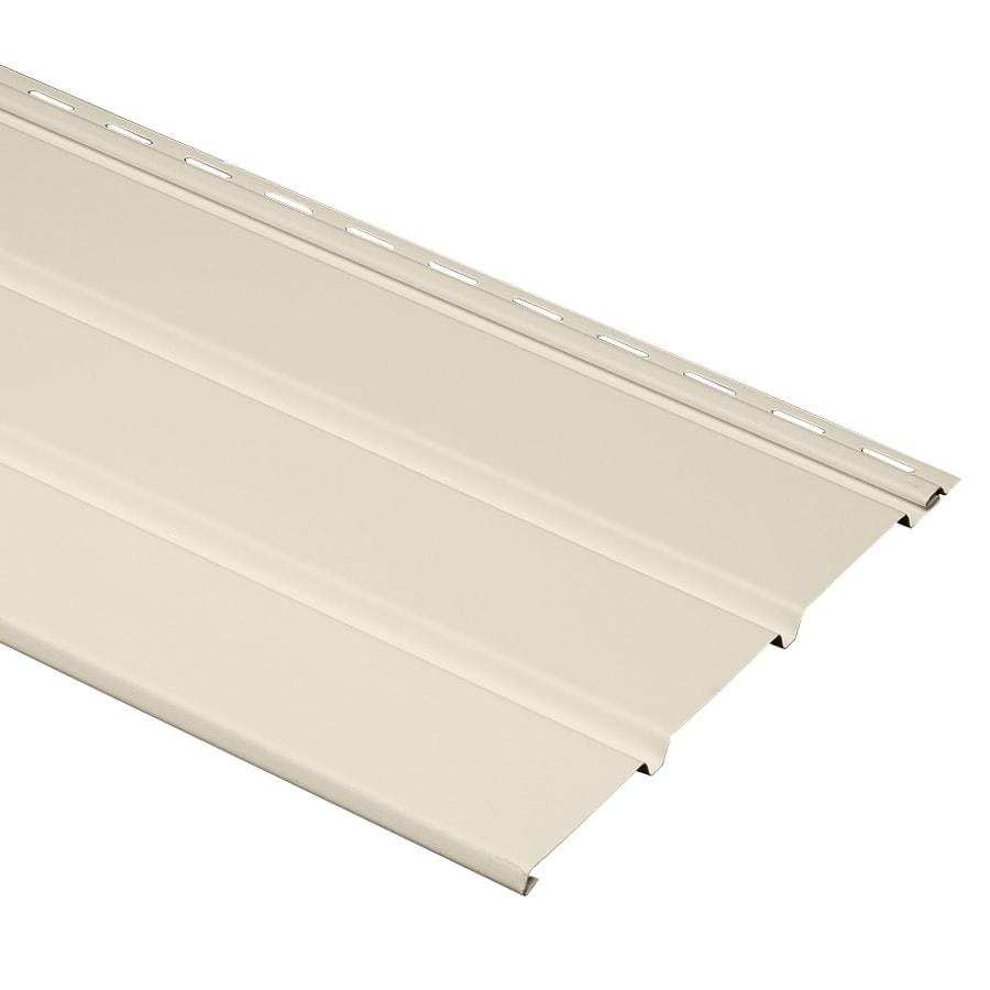 Durabuilt 12-in x 144-in Cream Soffit