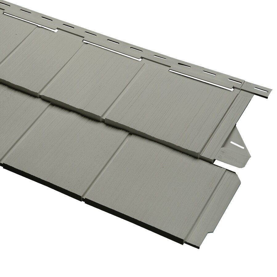 Sagebrook Vinyl Siding Panel 14-in x 67.5-in