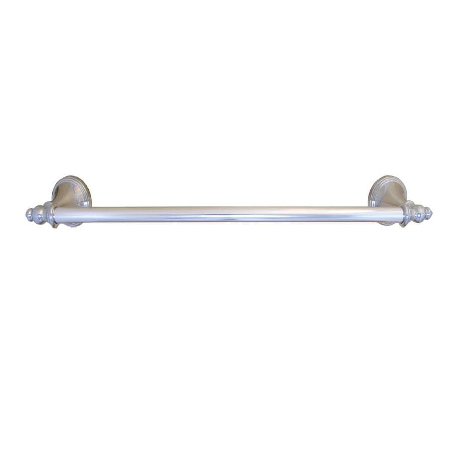 ARISTA Annchester Chrome Single Towel Bar (Common: 18-in; Actual: 18-in)