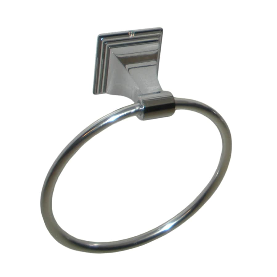 ARISTA Leonard Chrome Wall Mount Towel Ring