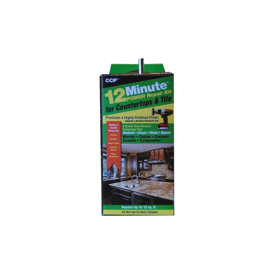 Shop CCP Minute Countertop Tile Repair Restorer At Lowescom - Ceiling tile repair kit