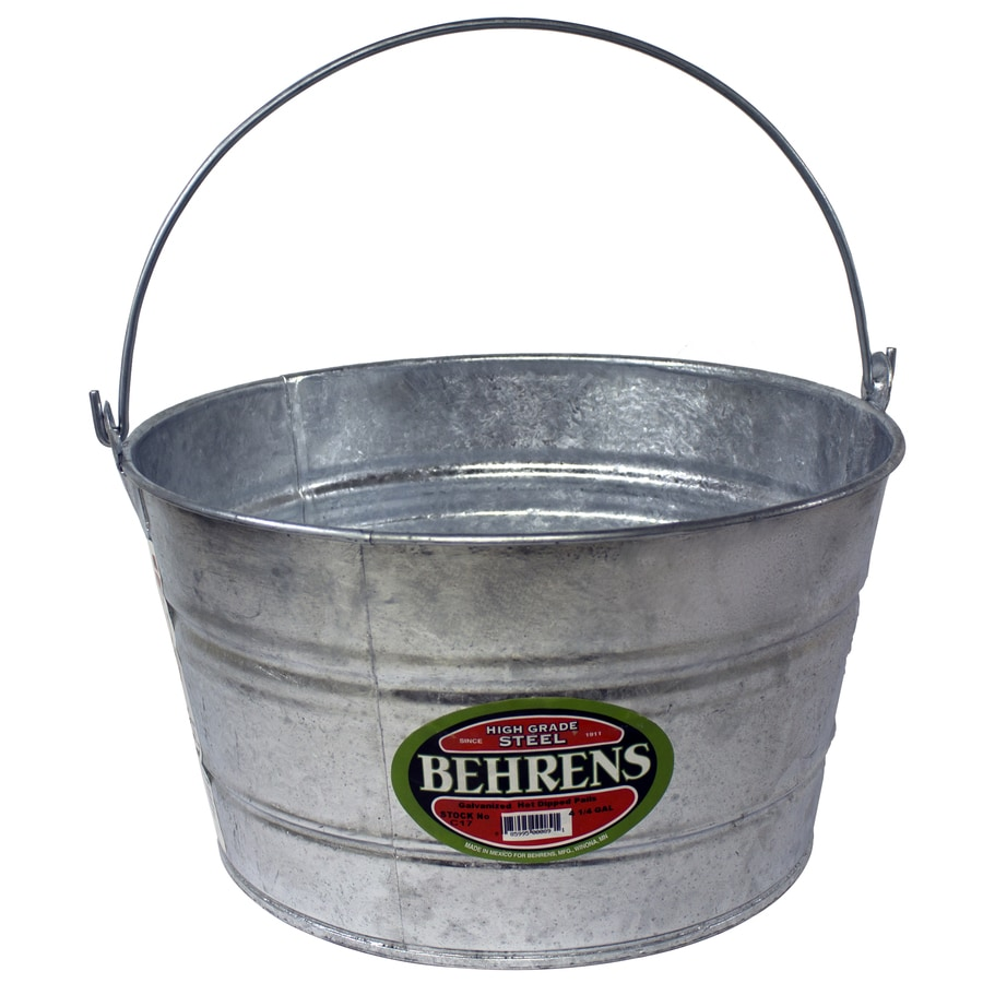 Behrens 4.25-Gallon Residential General Bucket