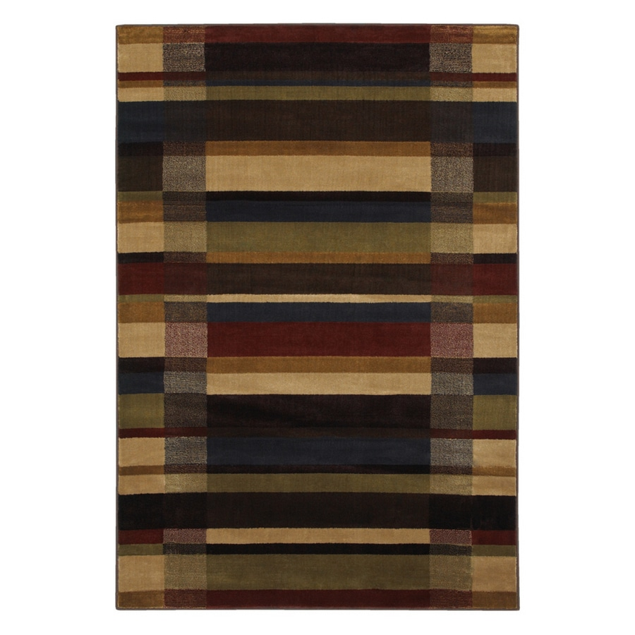 Shop Mohawk Home 10 X 13 Ricard Apple Butter Area Rug At