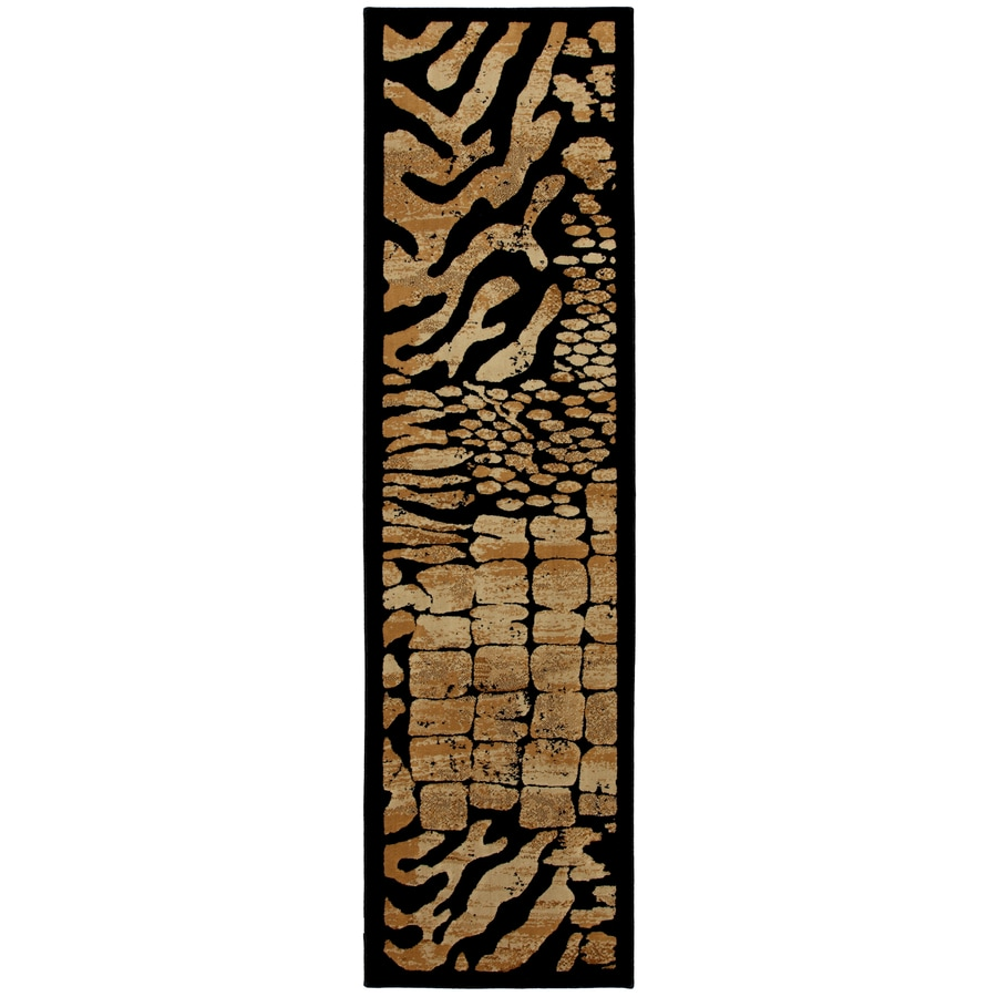 Mohawk Home Select Versailles Multicolor Rectangular Indoor Woven Runner (Common: 2 x 8; Actual: 25-in W x 94-in L x 0.5-ft Dia)