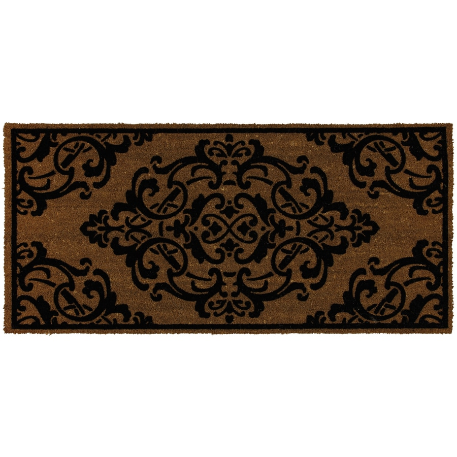 Mohawk Home Multicolor Rectangular Door Mat (Common: 23-in x 35-in; Actual: 22-in x 47-in)