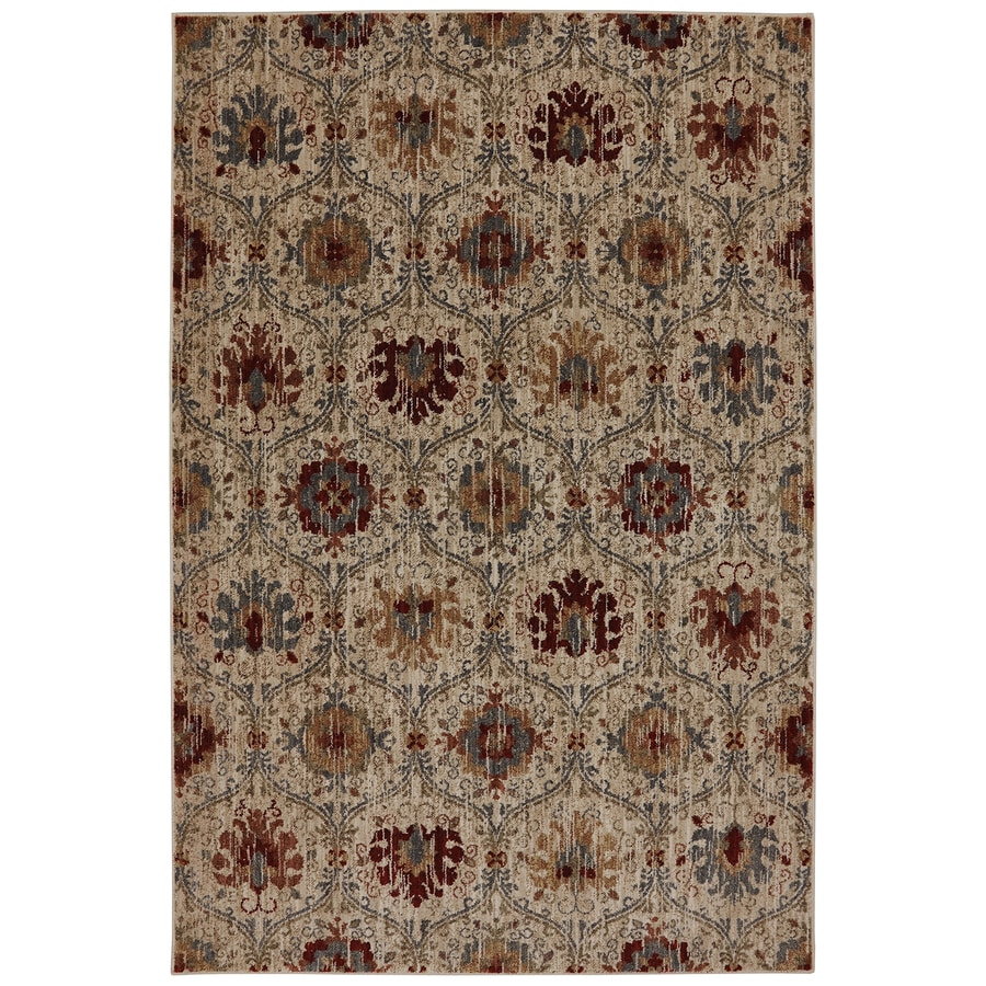 Mohawk Home Dryden Multi Rectangular Indoor Woven Area Rug (Common: 10 x 13; Actual: 9.5-ft W x 12.91-ft L)