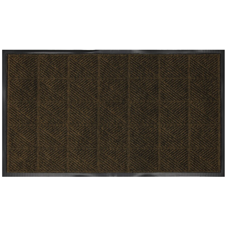 Mohawk Home Rectangular Door Mat (Actual: 26-in x 47-in)
