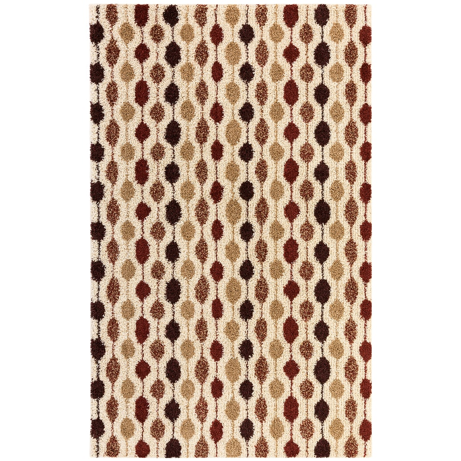 Mohawk Home Huxley Multi Rectangular Indoor Woven Area Rug (Common: 10 x 14; Actual: 10-ft W x 14-ft L)