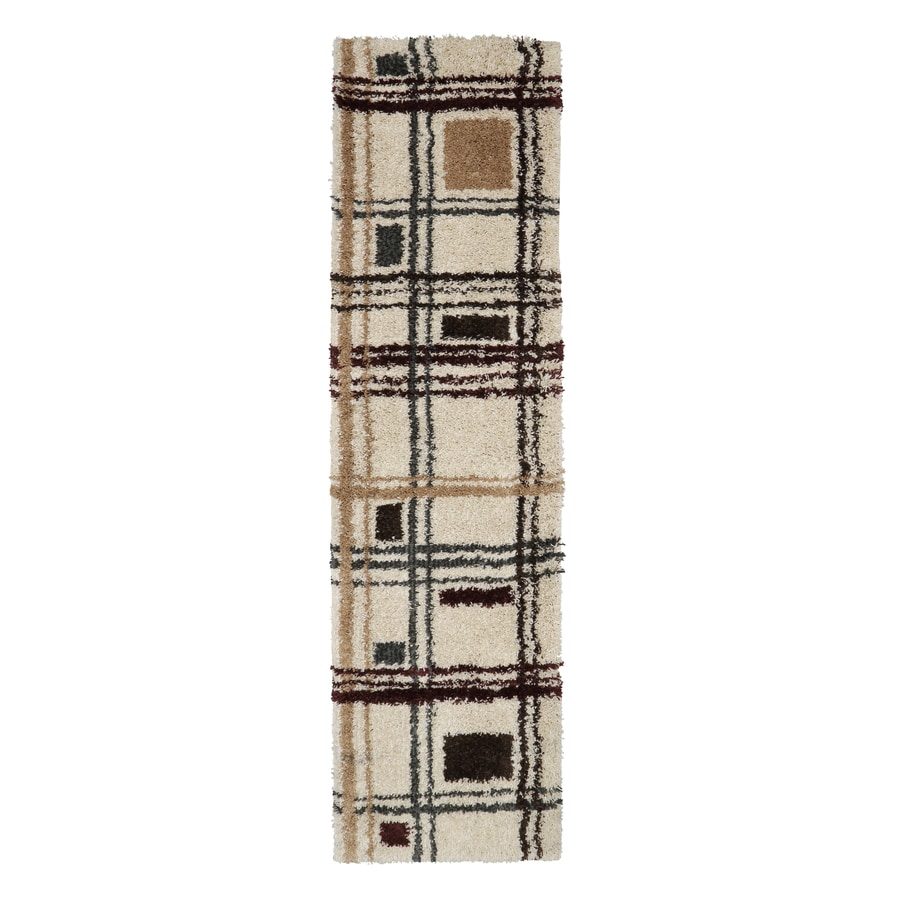 Mohawk Home Huxley Beckley Multi Multi Rectangular Indoor Machine-Made Area Rug (Common: 5 x 8; Actual: 5-ft W x 8-ft L)