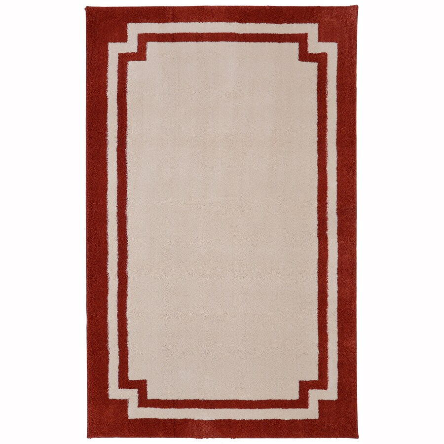 allen + roth Driscombe Picanta Rectangular Indoor Woven Area Rug (Common: 5 x 8; Actual: 60-in W x 96-in L x 0.5-ft dia)